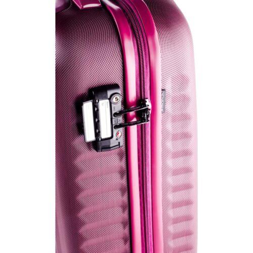 Yearz By March Ribbon bőrönd TSA zár