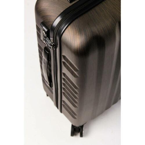 Yearz By March Fly bőrönd oldal (bronze brushed szín)
