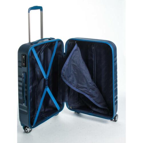 Yearz By March Fly kék bőrönd belső
