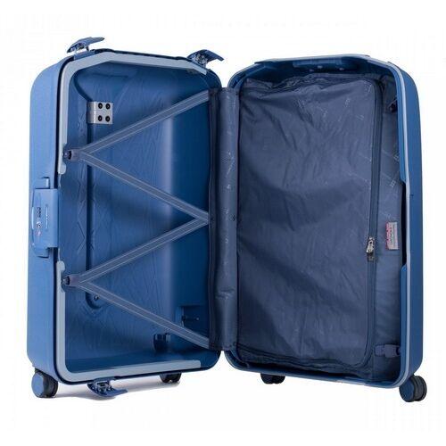 Roncato LIGHT bőrönd belseje