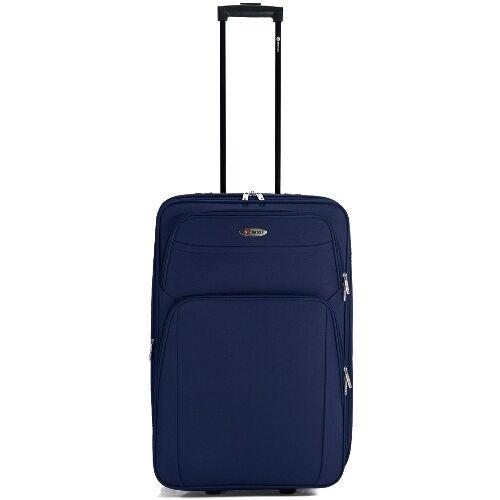 Benzi bőrönd 2 db-os szett (közepes és nagy) kék