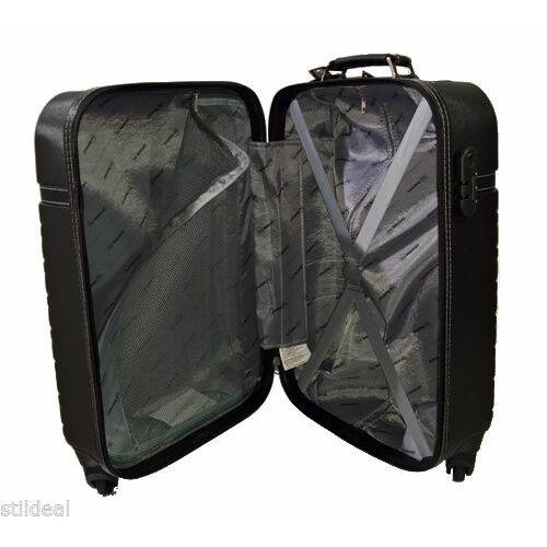 Benzi bőrönd BZ-4645-belső