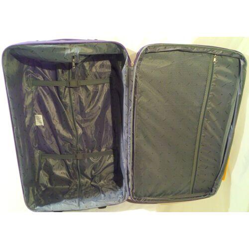 Benzi bőrönd belső