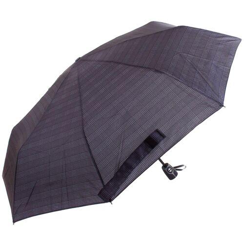 B mintájú esernyő nyitva