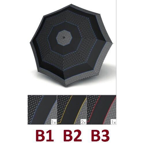 Derby Hit Mini Triple félautomata női esernyő
