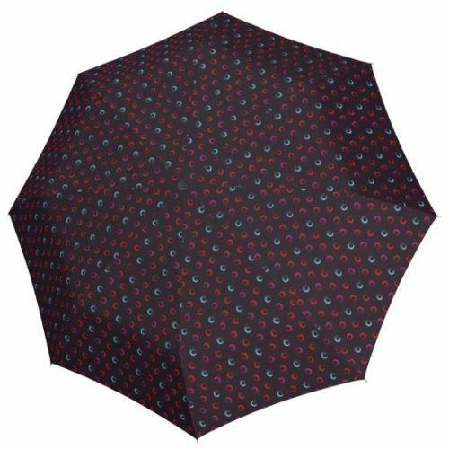 Derby kézi nyitású női esernyő (Hit Mini Highlight) színes nyitva