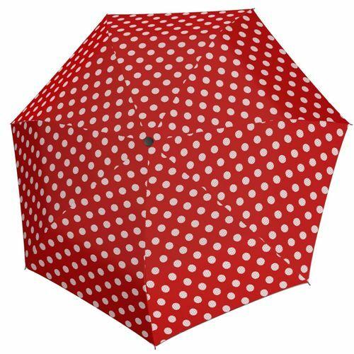 Derby automata női esernyő (Hit Magic Balloon) piros nyitva