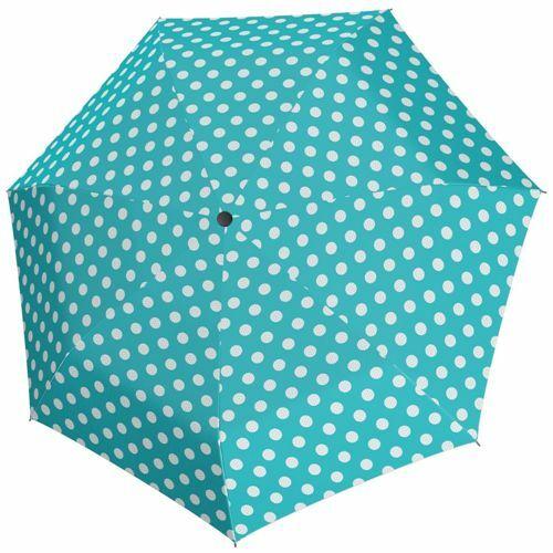 Derby automata női esernyő (Hit Magic Balloon) türkiz nyitva