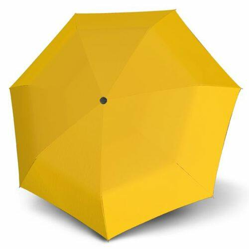 Derby félautomata esernyő (Hit Uni, többféle színben) sárga