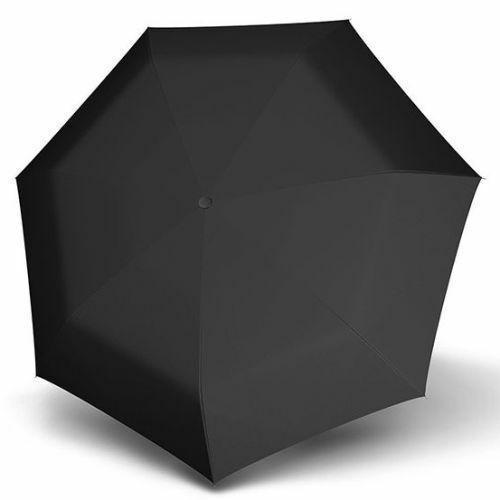 Derby félautomata esernyő (Hit Uni, többféle színben) fekete