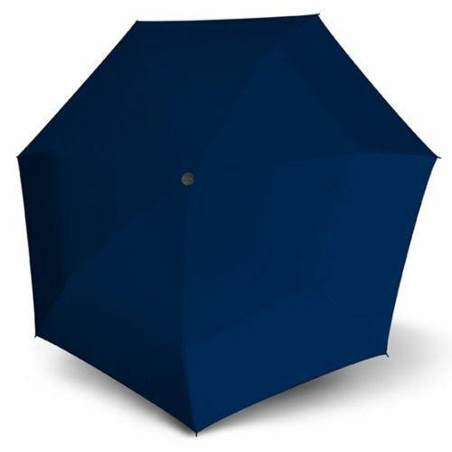 Derby félautomata esernyő (Hit Uni, többféle színben) sötétkék