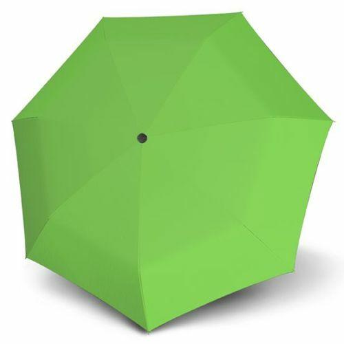 Derby félautomata esernyő (Hit Uni, többféle színben) zöld