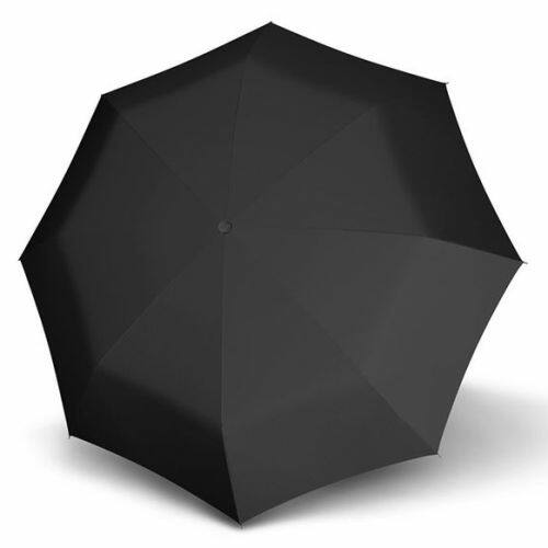 Derby kézi nyitású esernyő (Hit Uni, többféle színben) fekete