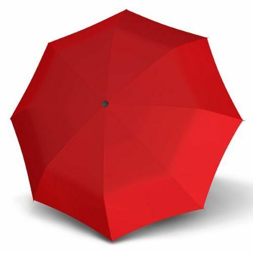 Derby kézi nyitású esernyő (Hit Uni, többféle színben) piros