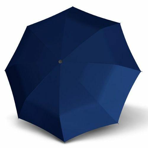 Derby kézi nyitású esernyő (Hit Uni, többféle színben) sötétkék