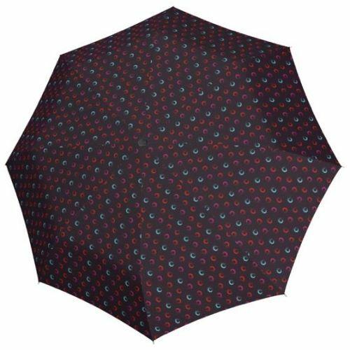 Derby automata női esernyő (Hit Magic Highlight) bordó nyitva