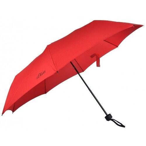 S.Oliver kézi nyitású női esernyő (Fruit Coctail) nyitva