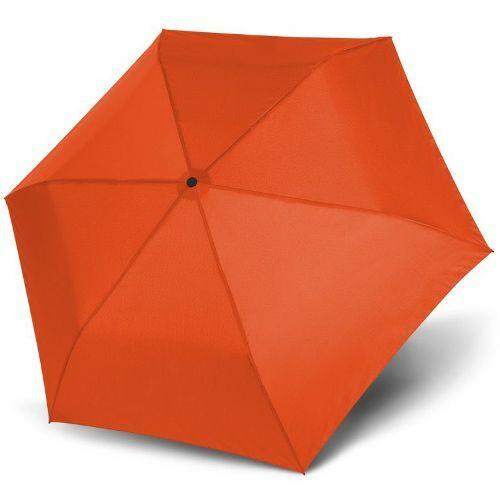 Doppler Zero 99 kézi nyitású esernyő narancssárga