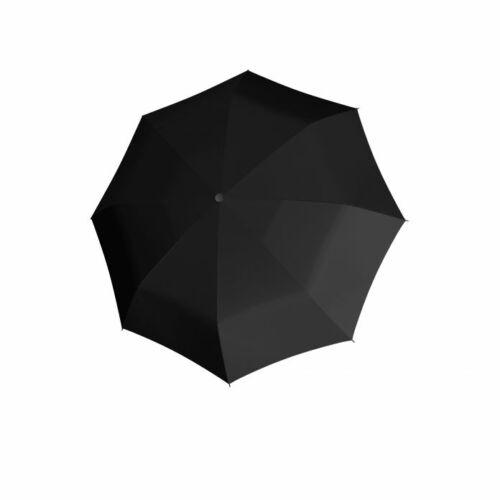 Doppler félautomata férfi esernyő (Fiber Mini Big) nyitva