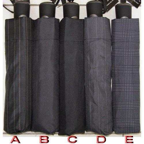 Doppler félautomata férfi esernyő (Clip Carbon) - színek
