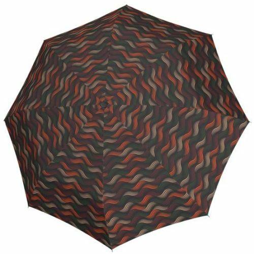 Doppler automata női esernyő (Fiber Magic Gravity) narancssárga nyitva