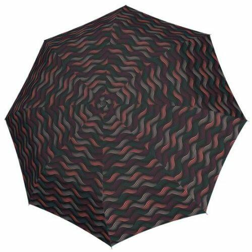 Doppler automata női esernyő (Fiber Magic Gravity) bordó nyitva