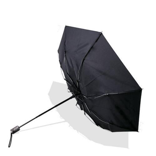 Doppler automata férfi esernyő (Magic Carbonsteel) teszt közben