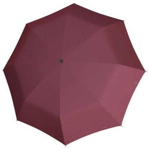 Doppler automata női esernyő (Magic Chic Carbonsteel) bordó nyitva