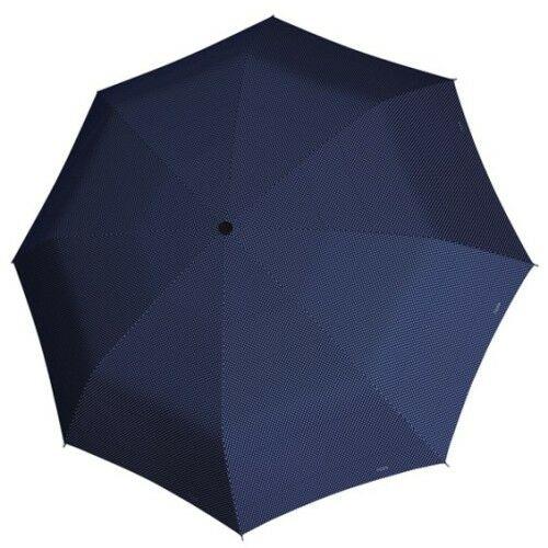 Doppler automata női esernyő (Magic Chic Carbonsteel) kék nyitva