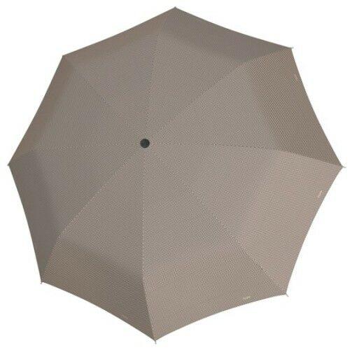 Doppler automata női esernyő (Magic Chic Carbonsteel) bézs nyitva