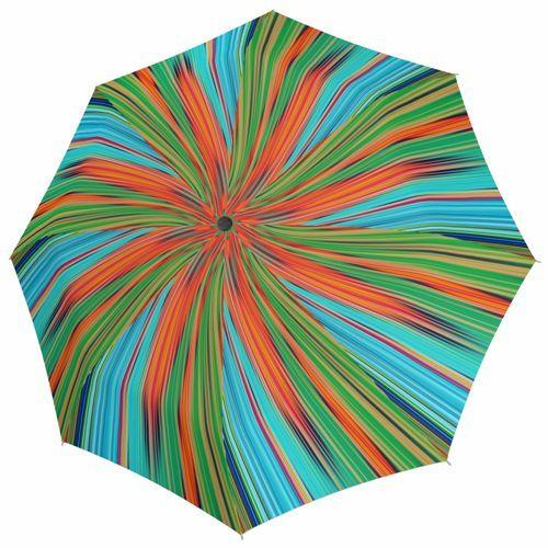 Doppler automata női esernyő (Magic Chic Carbonsteel) kék
