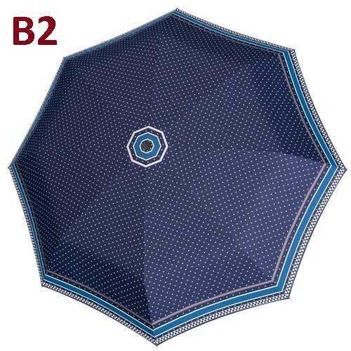 B2 minta -Doppler félautomata női esernyő (Fiber Graphics)