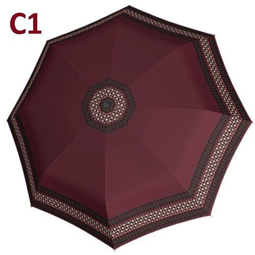 C1 minta -Doppler félautomata női esernyő (Fiber Graphics)