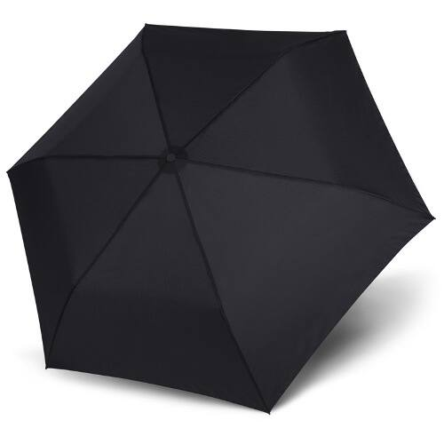 Doppler automata esernyő (Zero Magic) fekete nyitva