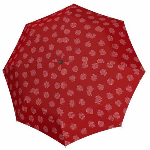 Doppler automata női esernyő (Fiber Magic Soul) piros nyitva