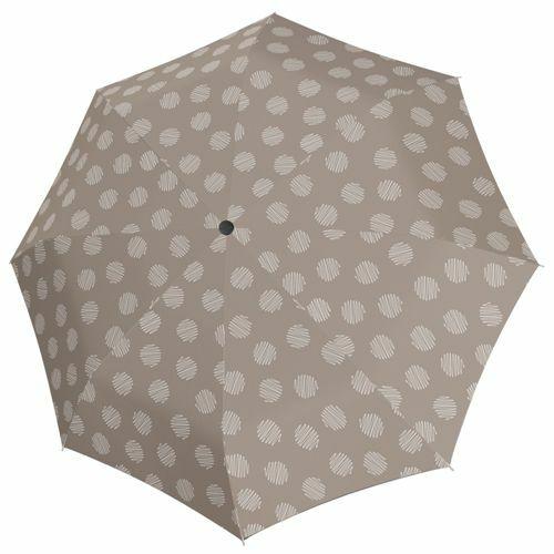 Doppler automata női esernyő (Fiber Magic Soul) bézs nyitva