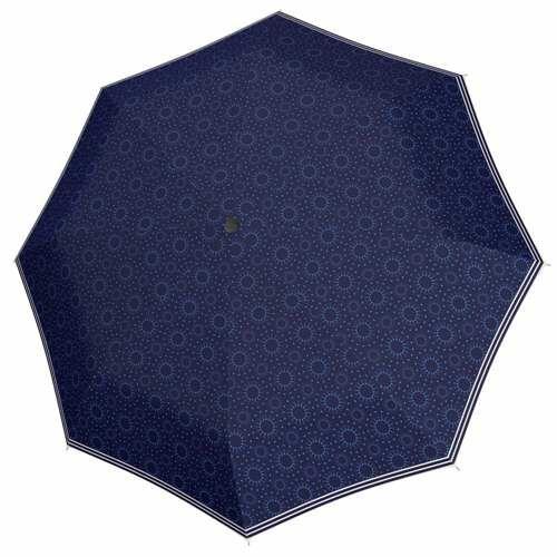 Doppler automata női esernyő (Fiber Magic Style) kék nyitva