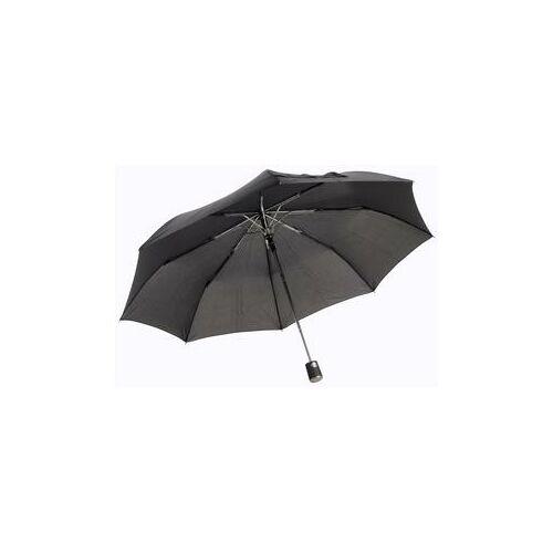 Doppler félautomata férfi esernyő (Clip Carbon) - nyitva