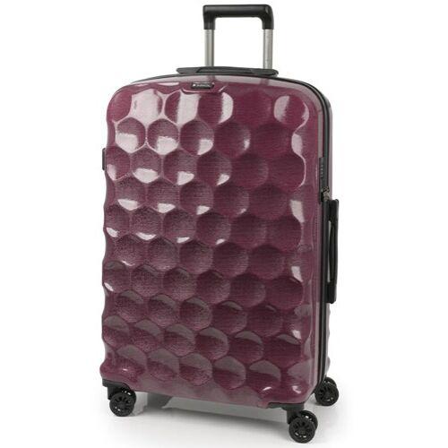 A burgundy színű bőrönd
