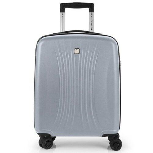 Ezüst kabinbőrönd