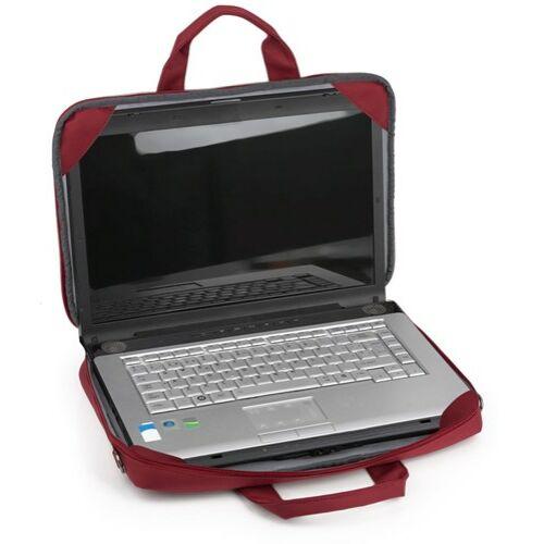 """Gabol Bulk laptoptáska (15,6"""") - bordó belső"""
