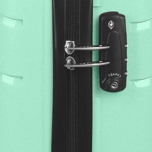 Gabol Shibuya bőrönd számzár