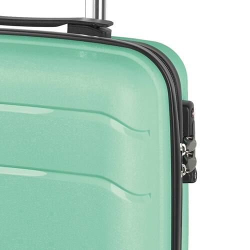 Gabol Shibuya bőrönd részlet