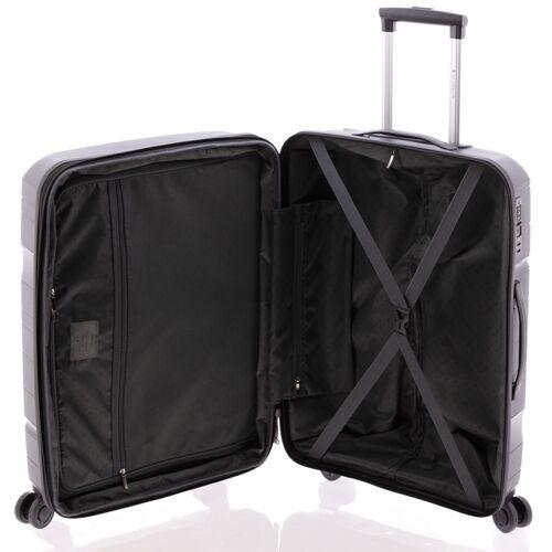 Gladiator boxing bővíthető bőrönd belső