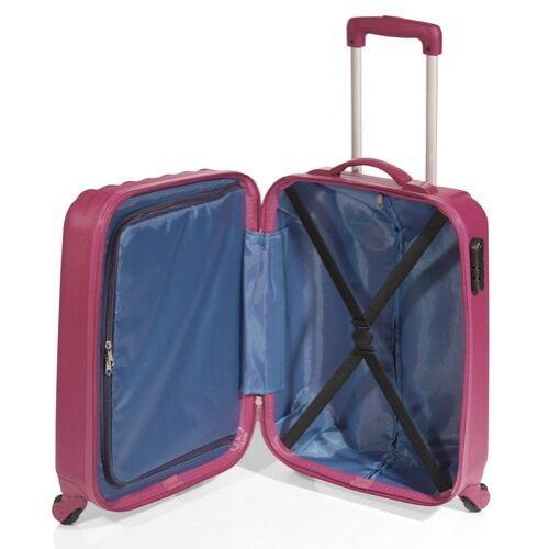 Gladiator bőrönd belseje