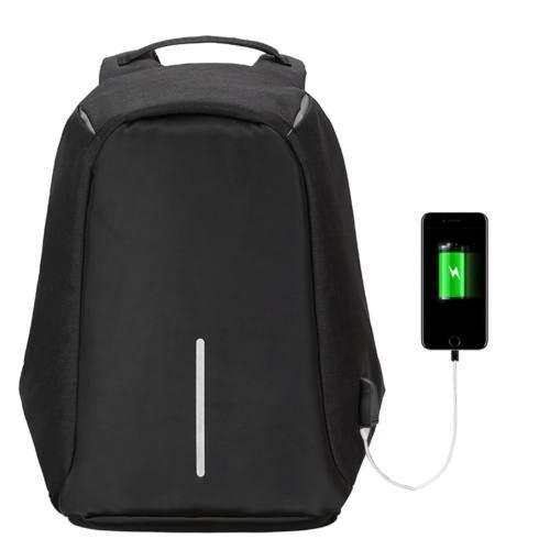 fekete lopásbiztos hátizsák 8fec366e73