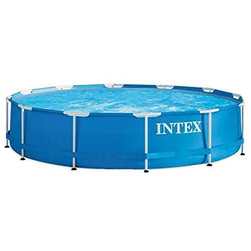 INTEX MetalPool fémvázas medence 2020-as modell (366 x 76 cm)