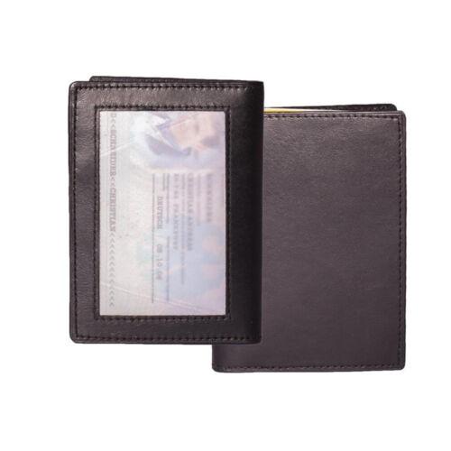 Bankkártya tartó tok RFID védelemmel - elől- hátul