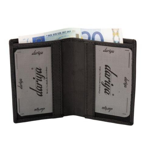 Bankkártya és pénz tartó RFID védelemmel  - cserélhető rész