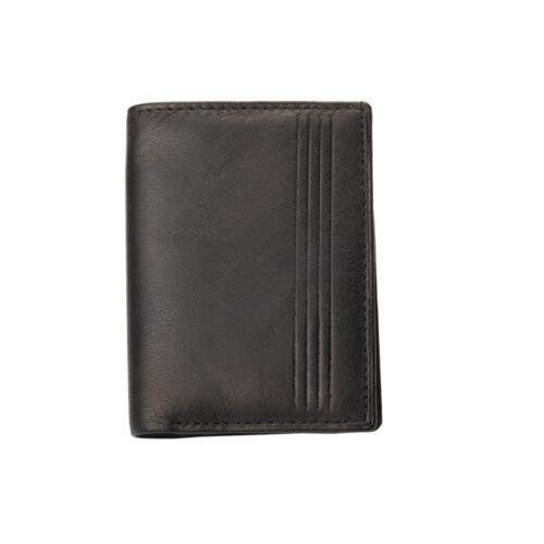 Bankkártya és pénz tartó RFID védelemmel - csukva